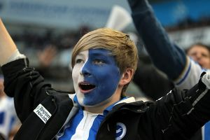 Crowd Shots at the Amex 2012-13