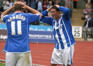 Dean Hammond and Tommy Elphick