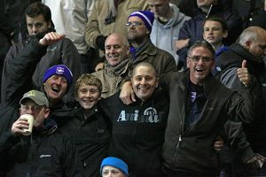 Fans at Southampton - Nov 2010