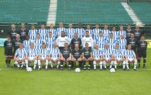 First Team Squad 2003-04