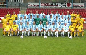 First Team Squad 2004-05
