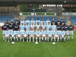 First Team Squad 2005-06