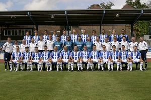 First Team Squad 2006-07