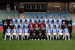 First Team Squad 2007-08