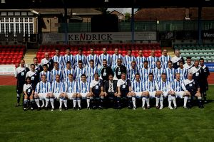 First Team Squad 2008-09