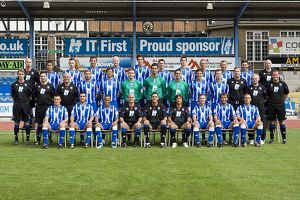 First Team Squad 2010-11