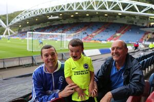 <b>Huddersfield Town 18AUG15</b><br>Selection of 170 items