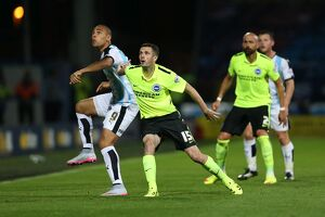 Huddersfield Town v Brighton and Hove Albion Sky Bet Championship 18/08/2015