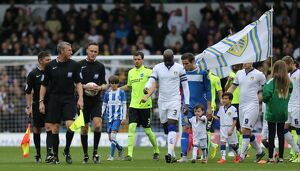 Leeds United v Brighton and Hove Albion Sky Bet Championship 17/10/2015