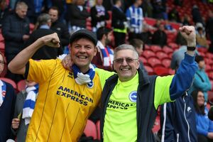 Middlesbrough v Brighton and Hove Albion Sky Bet Championship 07/05/2016