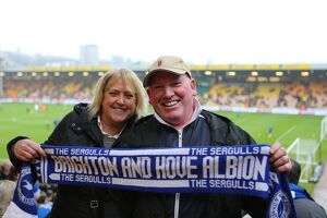 Norwich City v Brighton and Hove Albion