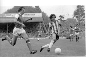 Peter Ward v Arsenal 1979