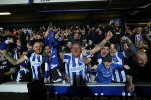 Queens Park Rangers v Brighton and Hove Albion EFL Sky Bet Championship 07APR17