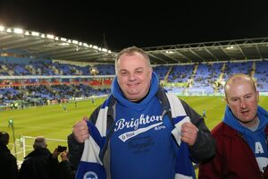 Reading v Brighton and Hove Albion