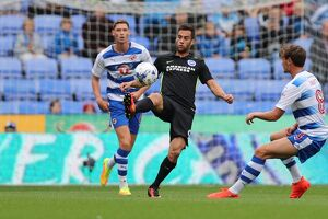 Reading v Brighton and Hove Albion Sky Bet Championship 20/08/2016