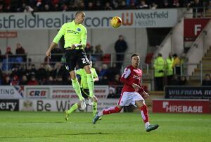 Rotherham United v Brighton and Hove Albion Sky Bet Championship 12/01/2016