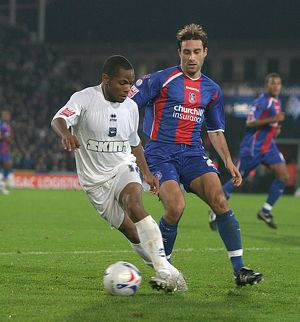 Sebastien Carole takes on Marco Reich of Palace