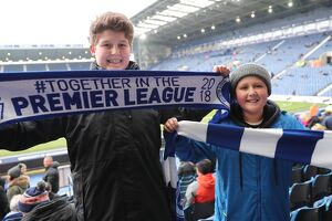 West Bromwich Albion v Brighton and Hove Albion Premier League 13JAN18