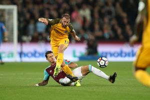 West Ham United v Brighton and Hove Albion Premier League 20OCT17