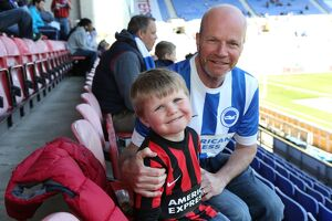 Wigan Athletic v Brighton and Hove Albion