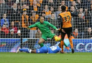 Wolverhampton Wanderers v Brighton and Hove Albion