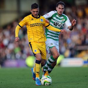 Yeovil Town 19-10-2013