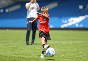 Young Seagulls Open Training Session